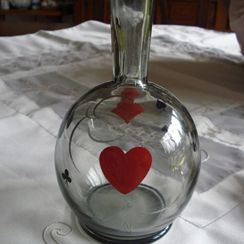 Bottle Haida Czechoslovakia