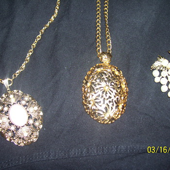 jewely vintage avon ,monet,mansell - Costume Jewelry