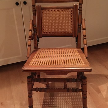 Rolling and Rocking Mystery Chair