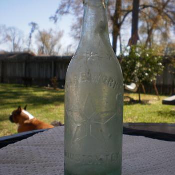 Star B. Works...  - Bottles