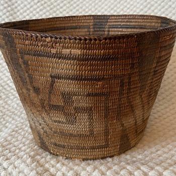 Native Basket Northwest  - Native American
