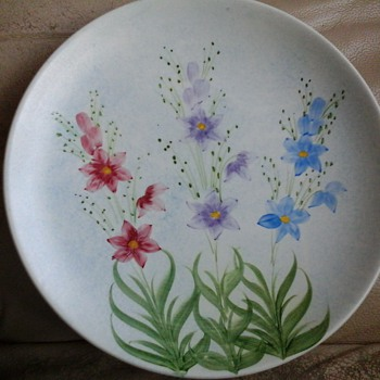 Hand painted - Pottery