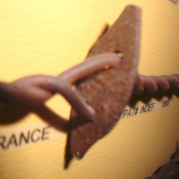 BARBED WIRE & FRENCH FRIES - Tools and Hardware