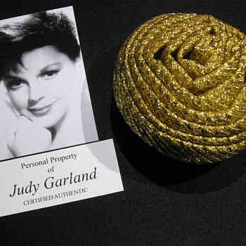 Judy Garland  .  .  . Personal Property
