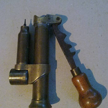 Old cartridge loading tool. - Tools and Hardware