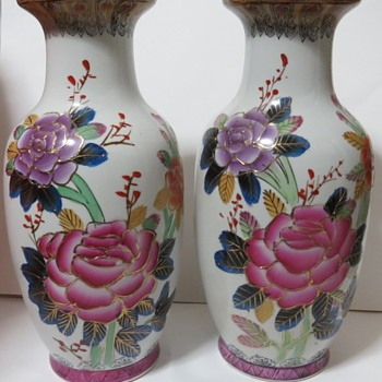 Large Chinese Vases - 1994 - Asian