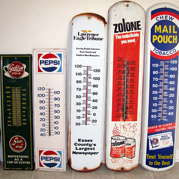 Advertising Thermometers - Advertising