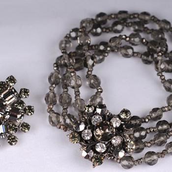 Miriam Haskell Bracelet - Costume Jewelry