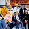 Road Scholars class of 2008 at DCC