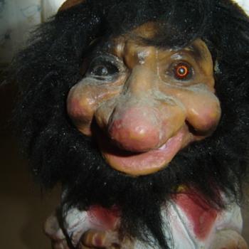 Ugly Ugly Troll #1 - Dolls