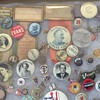 Some of my buttons and pins