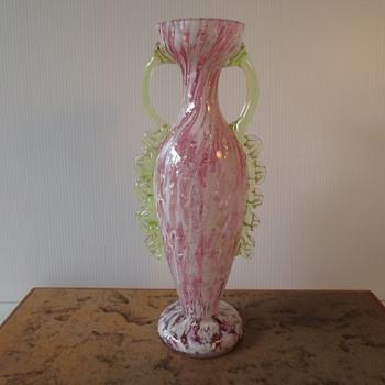 Welz Vase? - Art Glass