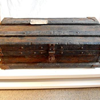 Vanderman Strongbox gold bouillon - Furniture