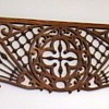 1890's Victorian Gingerbread Interior Fretwork