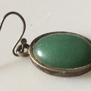 Single vintage earring - Fine Jewelry