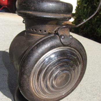 Railroad Lamp - Lamps