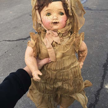 What doll is this???