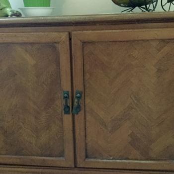 Mystery Hutch - Furniture