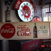 1960's Coca-Cola Tin Sign