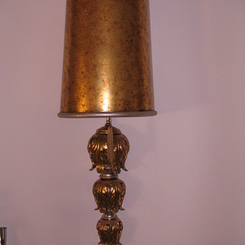 Rare Wall Mount Half Lamp - Lamps
