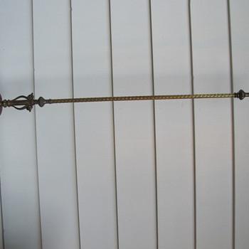 Solid Brass Floor lamp - Lamps