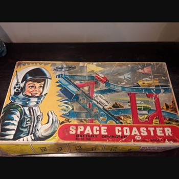 Space Coaster - Toys