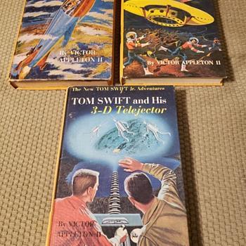 Tom Swift! - Books