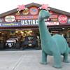 Sinclair DINO dinosaur.