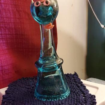 Mr. Meow - Art Glass