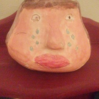 face vase - Pottery