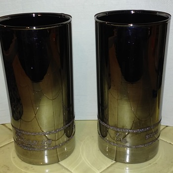 pair of SNAP-ON TOOLS socket wrench styled hiball glasses - Kitchen