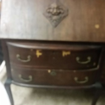 I have this desk and don't know anything about it. Please help! - Furniture
