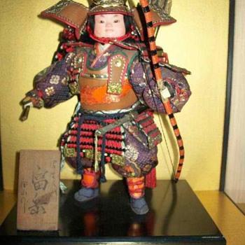 Samurai Doll - Dolls