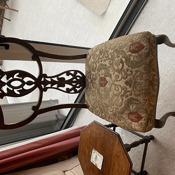 Queen Anne chair, possibly - Furniture