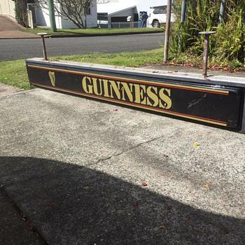 Guinness Sign