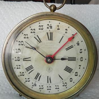 Jerome & Co. 24 hour clock - Clocks