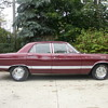 1967 Ford Fairlane 500 grandpa car