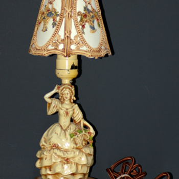 Lead Lampshade - Lamps