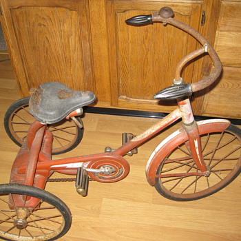 my chain driven tricycle - Sporting Goods