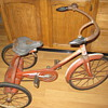 my chain driven tricycle