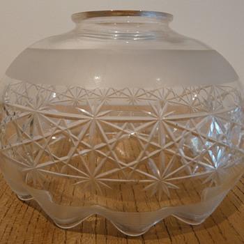 Victorian Lamp Shade - Lamps