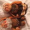 Vintage Hand Made Dolls