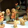 """ANRI Ferrandiz 3"""" Nativity (1970's)"""
