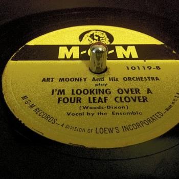 "10"" SHELLAC DISC....#13 - Records"