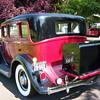 My 1933 Studebaker's trunk