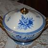 old porcelean bowl