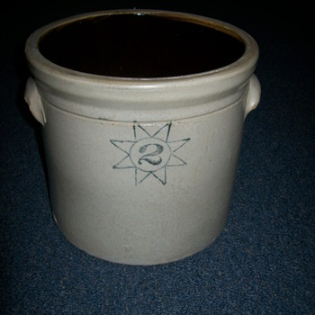 What is this Crock symbol? - China and Dinnerware