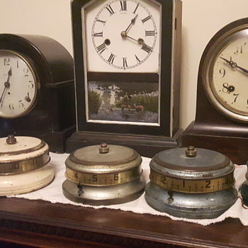 Tape Measure Clocks  - Clocks