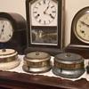 Tape Measure Clocks