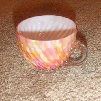 Art glass cup - Art Glass